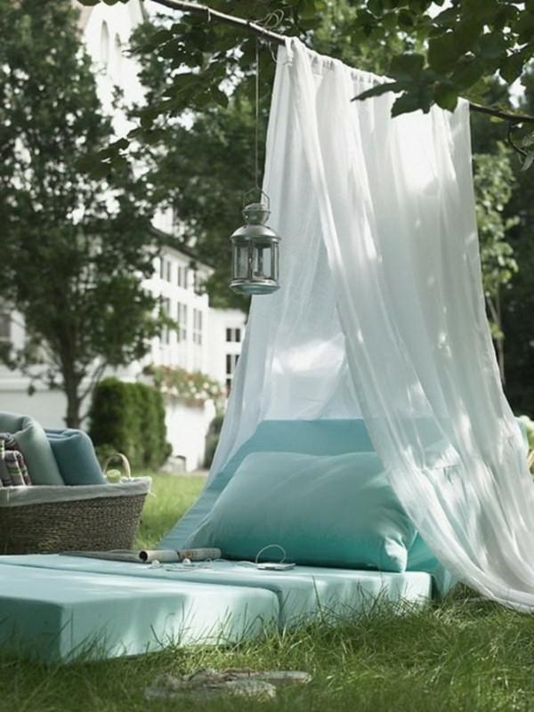 Baldachin Diy  19 spielerische DIY Zelte für Kinder