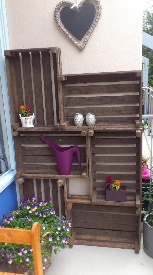 Balkon Diy  DIY Pomysły na piękny balkon KobietaMag