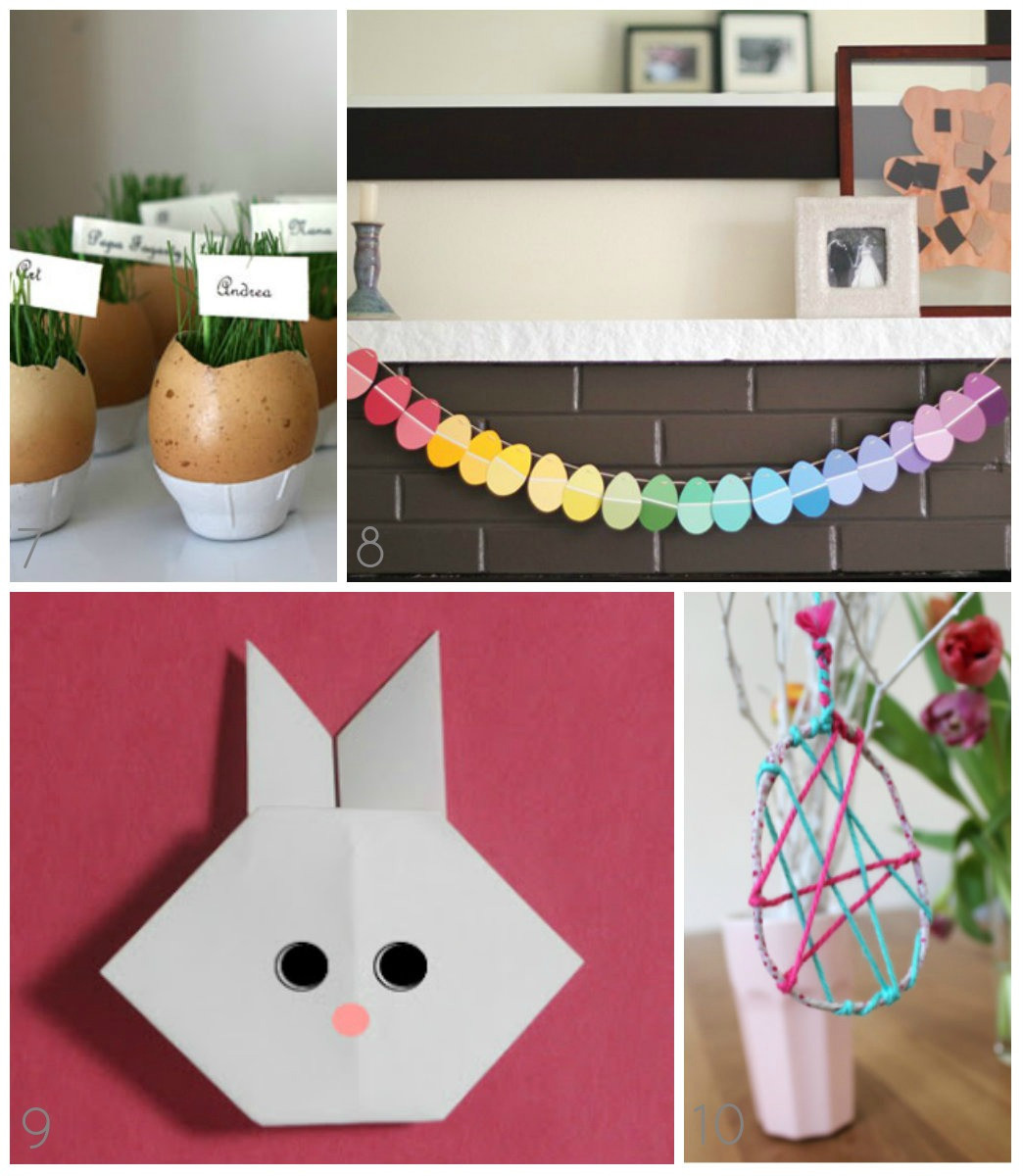 Bastelideen Diy  Ostern Archives