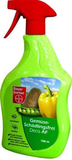 Bayer Garten  Gemüse Schädlingsfrei Decis AF SBM Bayer Garten