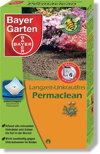 Bayer Garten  Permaclean Langzeit Unkrautfrei SBM Bayer Garten