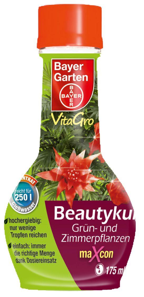 Bayer Garten  VitaGro Beautykur Grün und Zimmerpflanzen MaxCon SBM