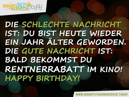 Besinnliche Geburtstagssprüche  Schöne Geburtstagswünsche & lustige Geburtstagssprüche