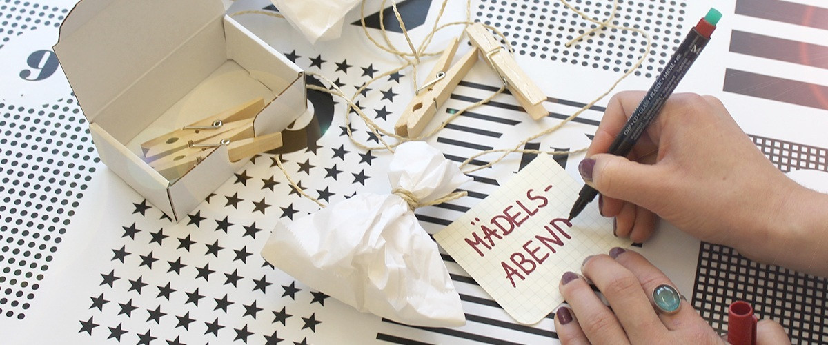 Beste Geburtstagsgeschenke  Blog Adventskalender für beste Freundin