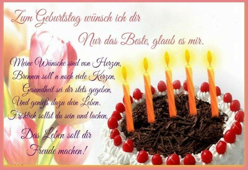 Beste Geburtstagswünsche  Geburtstagswünsche für Freundin – Ideen und Inspirationen