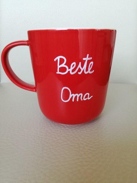 Beste Oma Geschenke  Beste Oma Tasse Geschenk für Oma Geburtstag