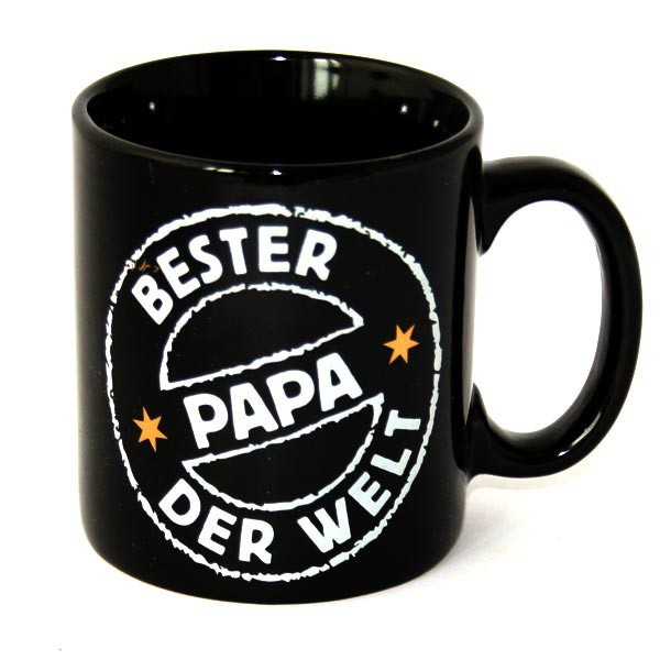 Bester Papa Der Welt Geschenke  Tasse Bester Papa der Welt