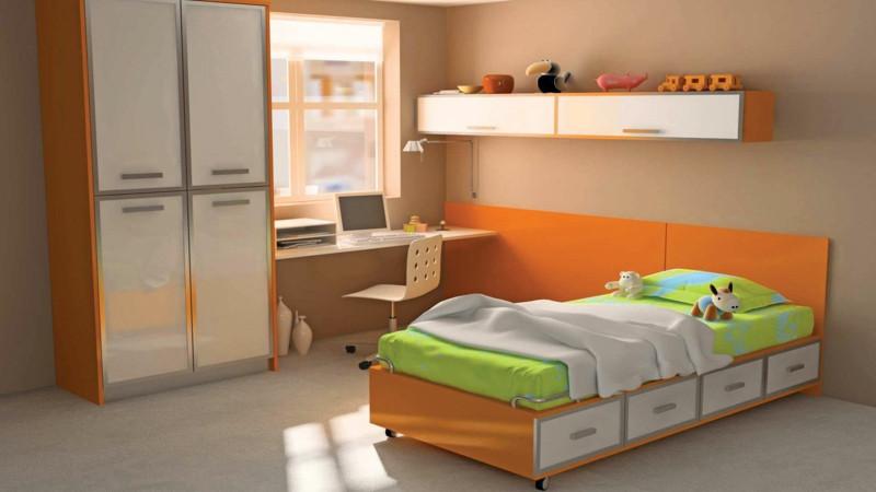 Bett Für Jungs  Kinderzimmer Junge 50 Kinderzimmergestaltung Ideen für Jungs