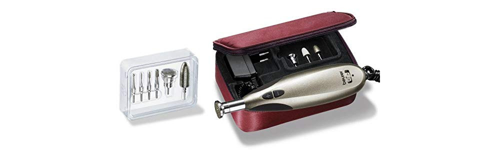 Beurer Mp 60 Maniküre- / Pediküre-Set  Beurer MP 60 Set Professionale Manicure Pedicure Amazon