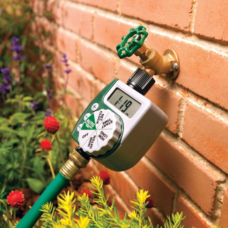Bewässerungssystem Garten  Bewässerungssystem im Garten Hilfreiche Varianten und Tipps