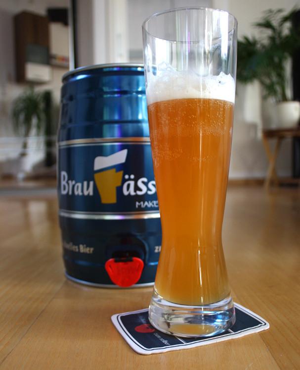 Bier Geschenke Selber Machen  Erfahrungen mit Braufässchen – Bier zum selber machen