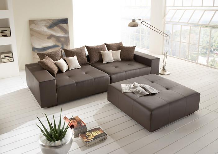 Beste 20 Big Sofa Leder Beste Wohnkultur Bastelideen