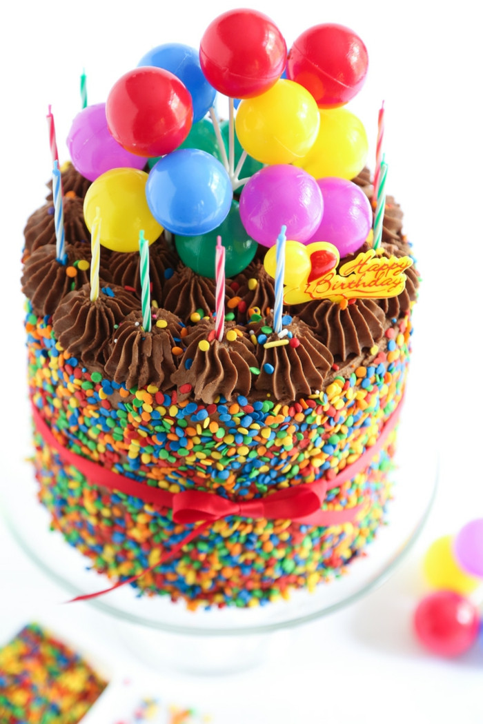 Bilder Geburtstagstorte  Geburtstagstorte 26 Tortenmodelle als Hilfe für