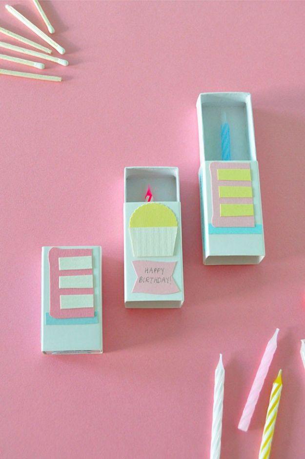Birthday Cards Diy  30 Creative Ideas for Handmade Birthday Cards