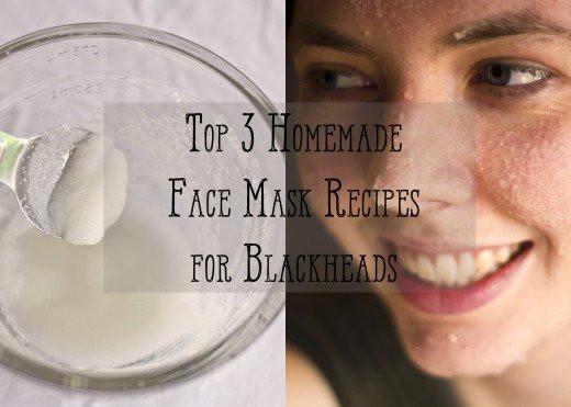 Blackhead Maske Diy  Top Three Homemade Face Scrub Recipes for Blackheads
