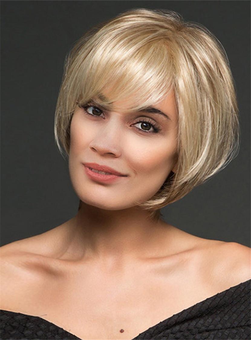 Blonde Frisuren 2019  Kurze blonde bob frisuren – Beliebte Jugendhaarschnitte 2019