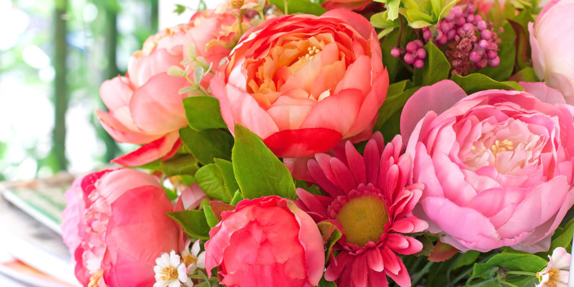Blumen Für Geburtstag  Flower Power Warum das Geschäft mit Blumen so