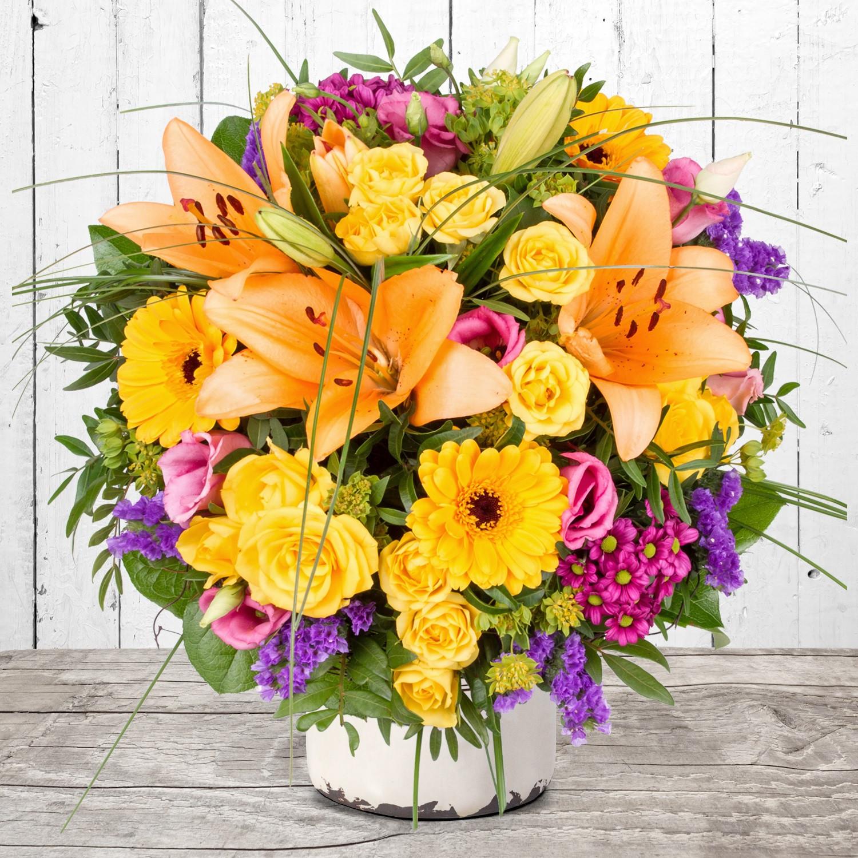 Blumen Für Geburtstag  Valentins Mobile Gutscheine