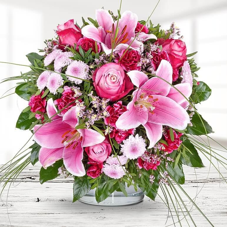 Blumen Für Geburtstag  Der Discounter Lidl Aktuelle Angebote im Überblick