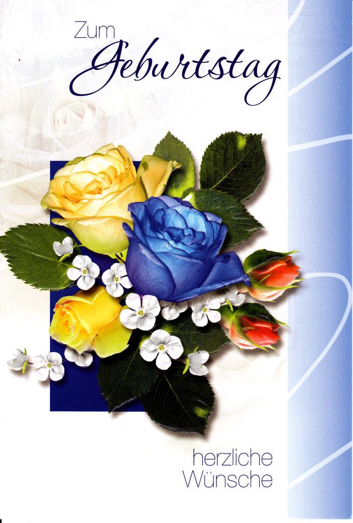 Blumen Geburtstag Bilder Kostenlos  Geburtstag Blumen Lauretta Karten