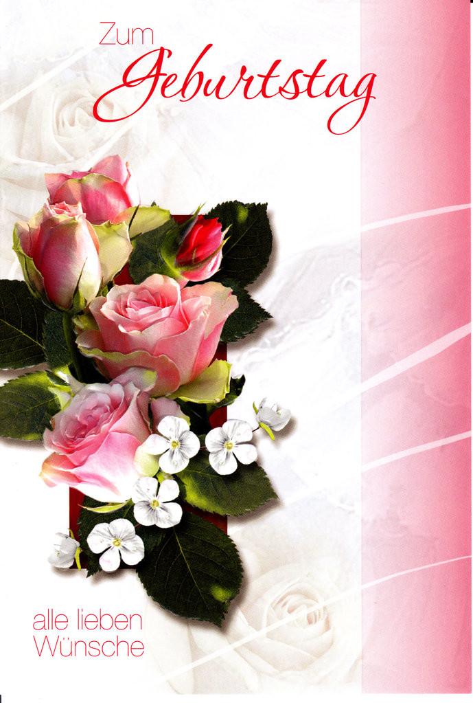 Blumen Zum Geburtstag  Bilder Geburtstag Blumen