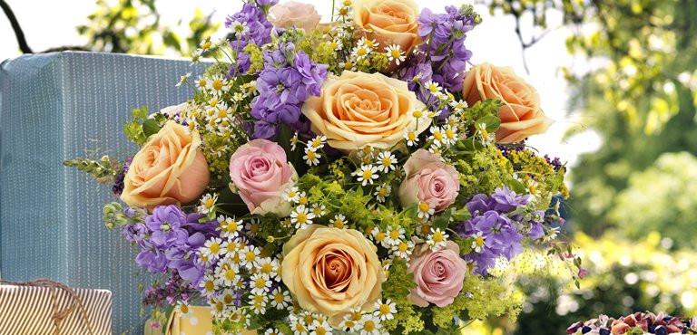 Blumen Zum Geburtstag  Blumen zum Geburtstag verschicken auf Euroflorist