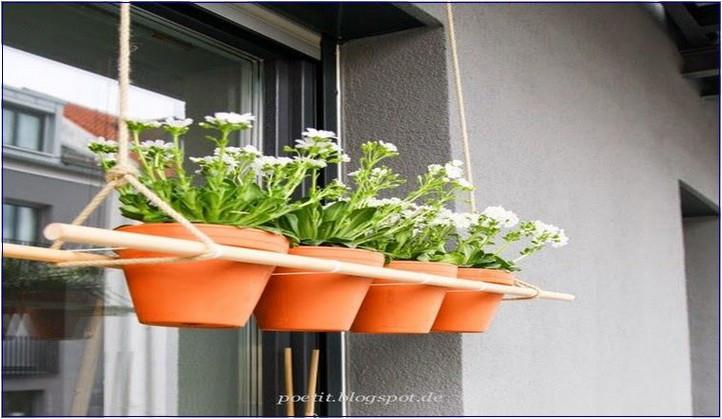 Blumenkasten Diy  Blumenkasten Balkon Diy