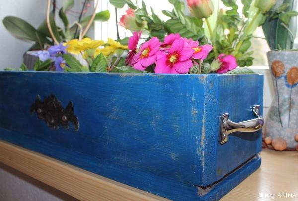 Blumenkasten Diy  DIY Shabby – Blumenkasten aus Holz – Blog AN NA Haus und