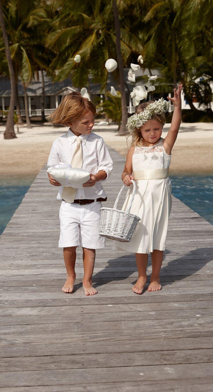 Blumenmädchen Hochzeit  Blumenkinder auf der Hochzeit Inspirationen und Tipps