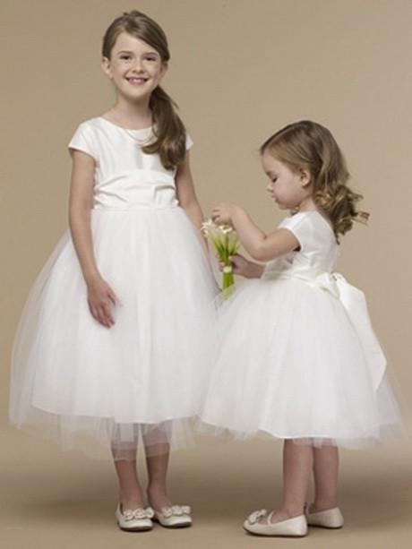 Blumenmädchen Hochzeit  Kleider blumenmädchen