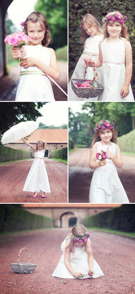 Blumenmädchen Hochzeit  Blumenmädchen kleider hochzeit