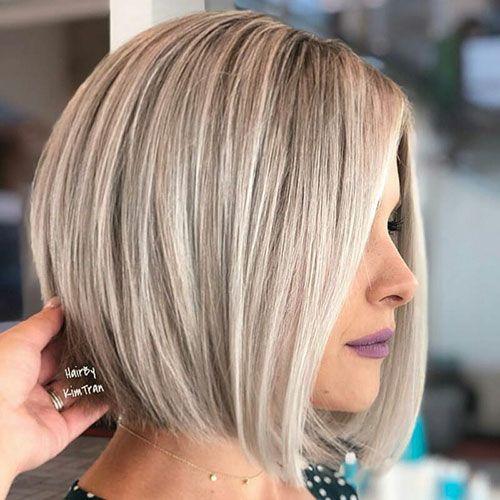 Bob Frisuren 2019 Blond  Blonde Bob Frisuren 2019 Diy Best Hair Styles