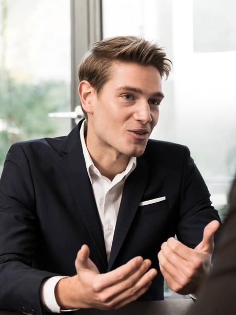 Business Frisuren  Business frisuren männer