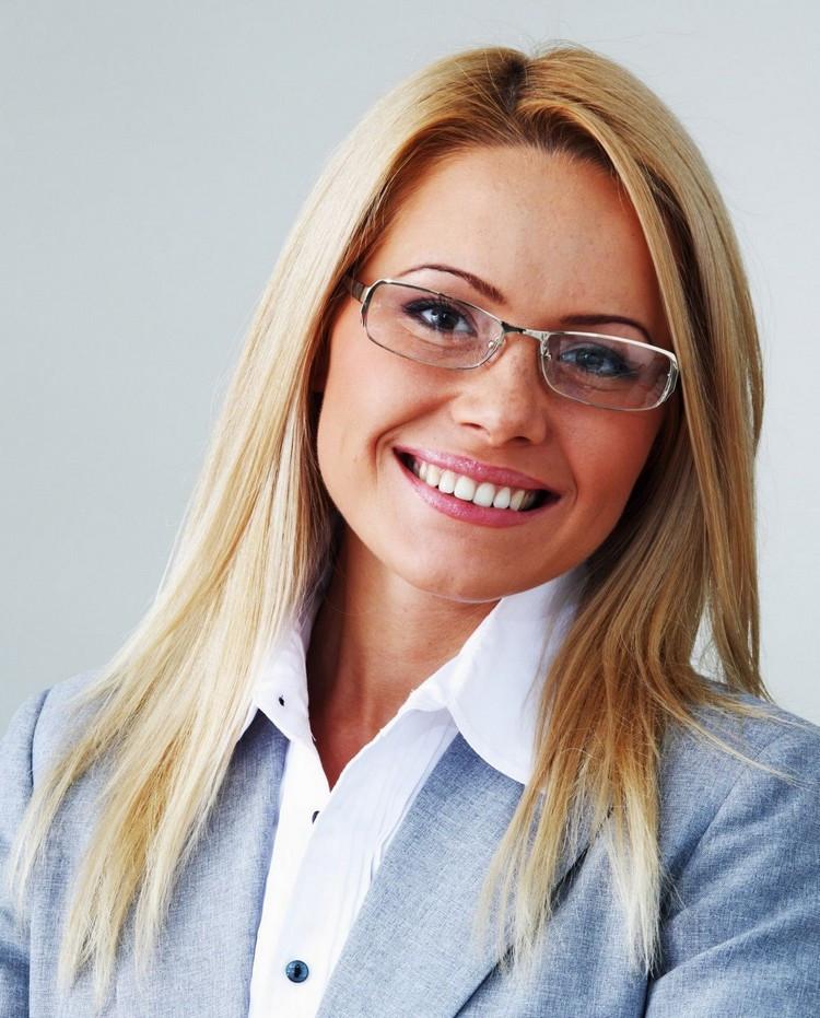Business Frisuren  Perfekt fürs Büro 15 elegante Business Frisuren für Damen