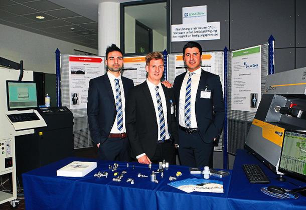Carl Severing Berufskolleg Bielefeld Handwerk Und Technik  Studenten des Carl Severing Berufskollegs