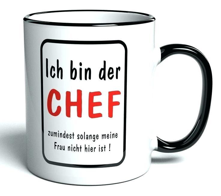 Chef Geschenke  Geschenk Fur Chef Charmante Ideen Fa 1 4 R Zum 50