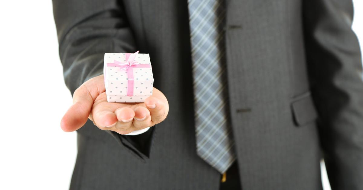 Chef Geschenke  Geschenke vom Chef Steuergrenze angehoben dhz