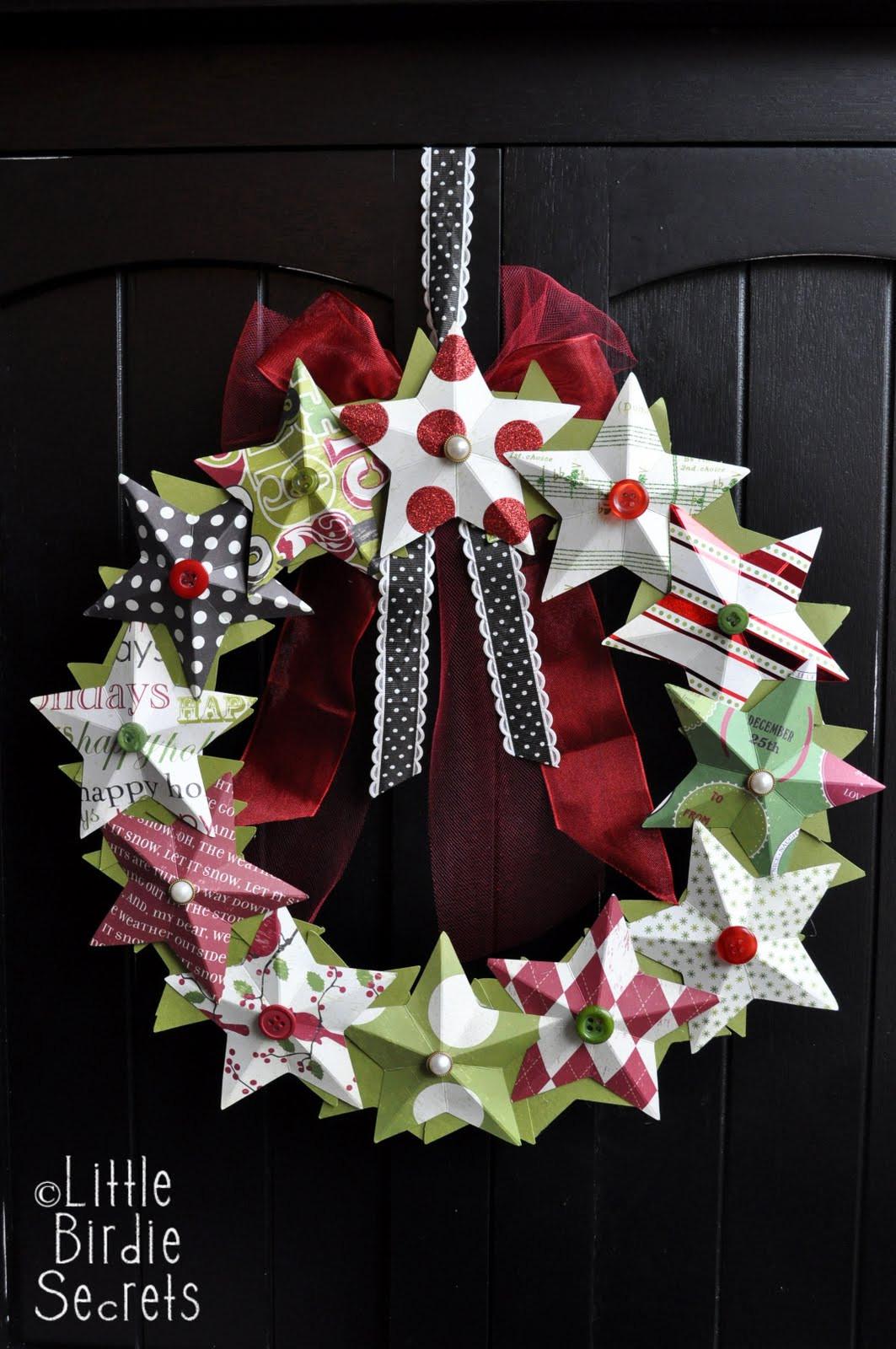Christmas Diy  20 Christmas Wreaths The 36th AVENUE