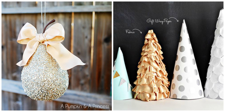 Christmas Diy  10 Gorgeous DIY Christmas Decorations