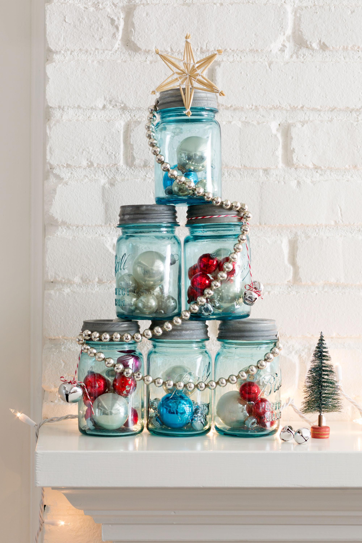 Christmas Diy  37 DIY Homemade Christmas Decorations Christmas Decor