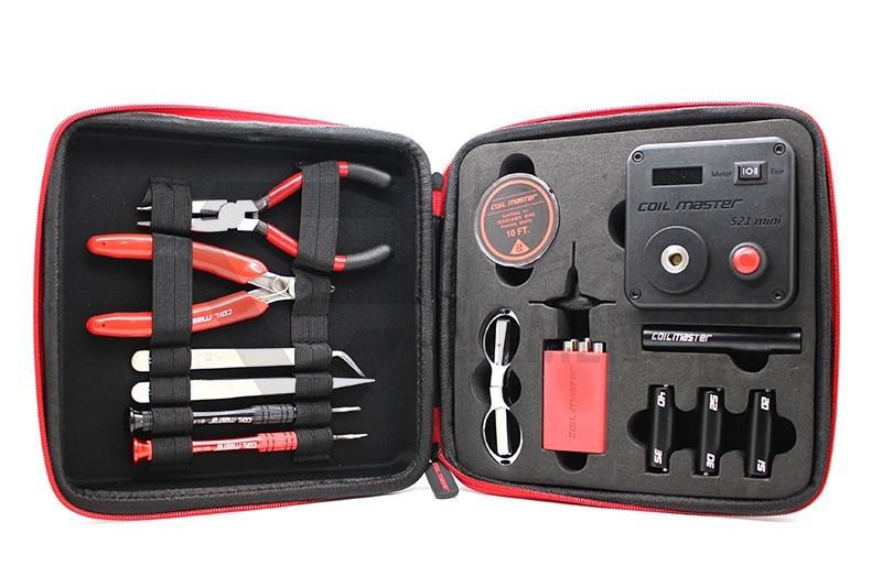 Coil Master Diy Kit  Coil Master DIY Kit V3 Innovapes LLC