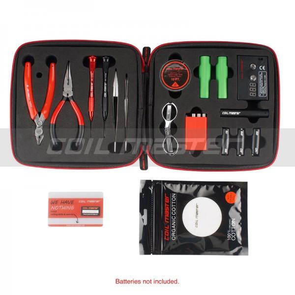 Coil Master Diy Kit  Coil Master DIY Kit V2 Coil Master