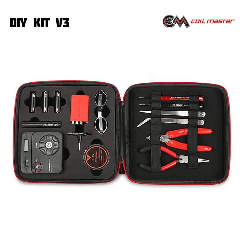 Coil Master Diy Kit  Coil Master DIY Kit V3 Vapes Sverige