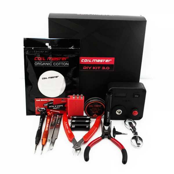 Coil Master Diy Kit  Coil master DIY kit 3 0