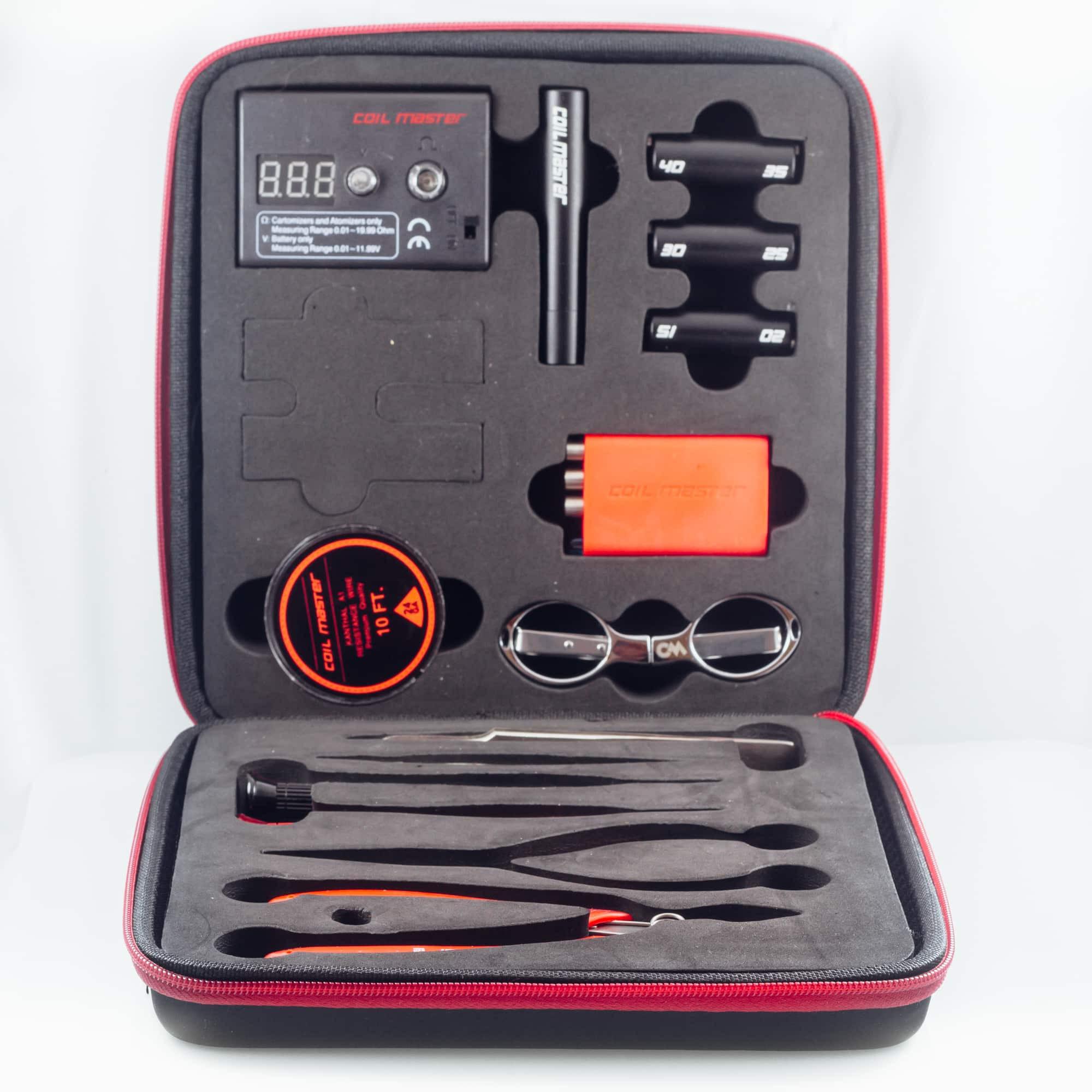 Coil Master Diy Kit  Coil Master DIY Kit V2 Utgående Vapes Sverige