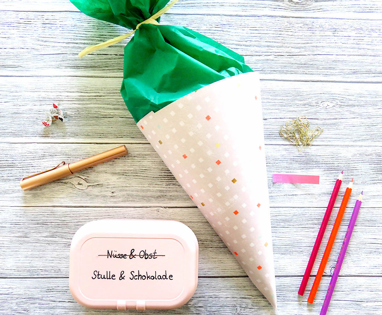 Coole Diy Ideen  back to school 4 coole DIY Ideen für den Schulanfang