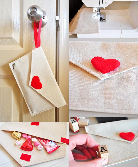 Coole Diy Ideen  valentinstag ideen und coole Geschenke DIY Brief aus