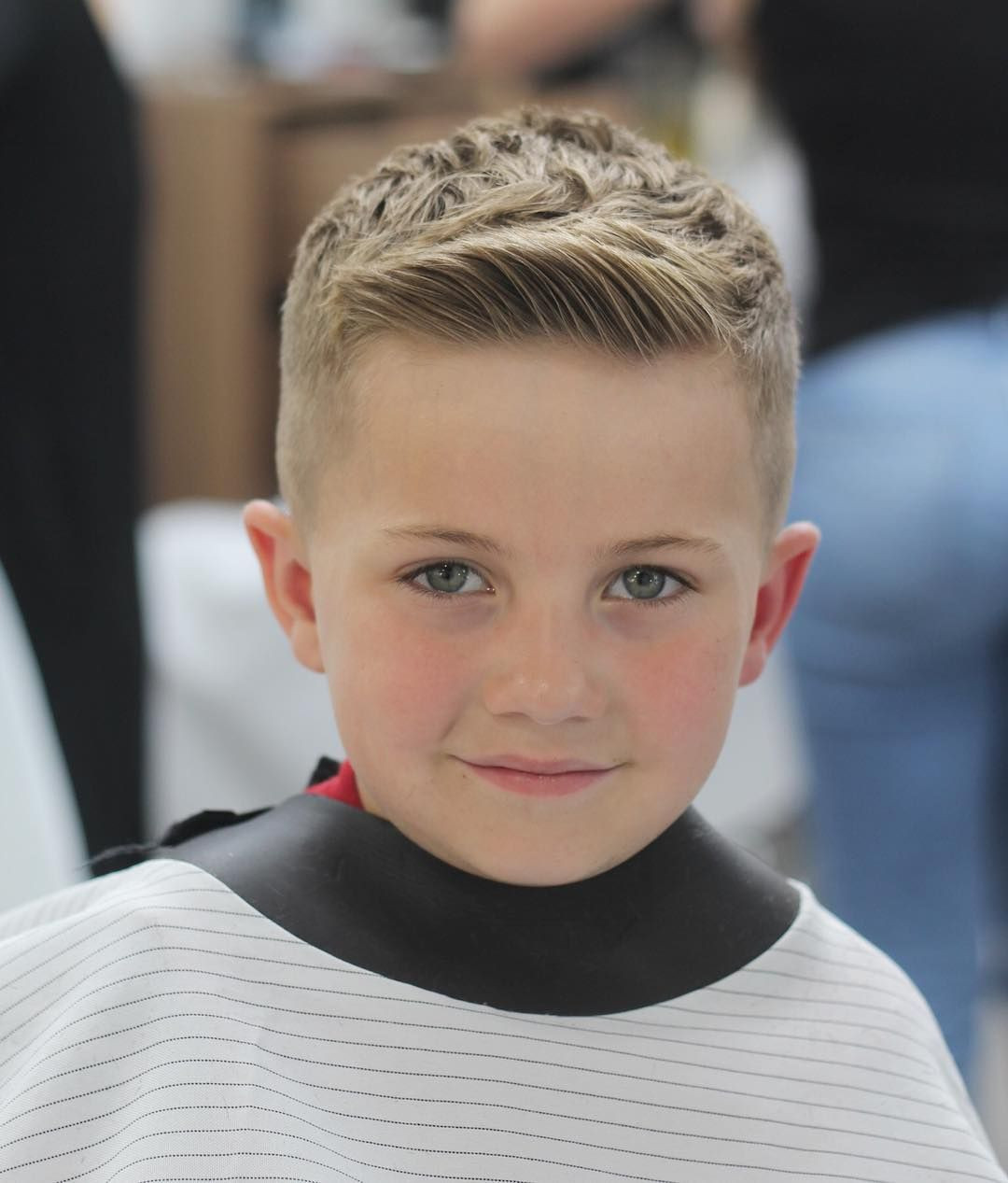 Coole Frisuren Jungs 2019  Schöne Kinder Frisuren 2018 Neue Frisuren