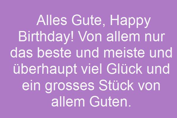 Coole Geburtstagssprüche  75 Coole Geburtstagssprüche ZitateLebenAlle