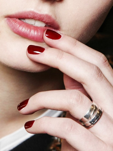 Coole Nageldesigns Kurze Nägel  Hübsche Nageldesigns für kurze Nägel